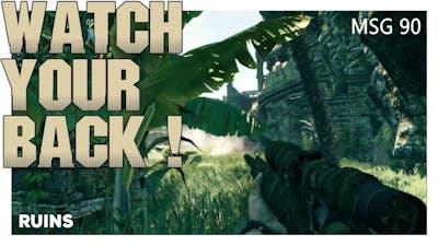 Sniper Ghost Warrior - Multiplayer - Ruins / TeamDeathmatch