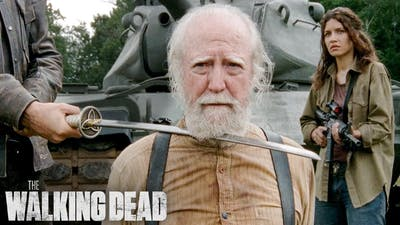 The Governor Kills Hershel | The Walking Dead Classic Scene