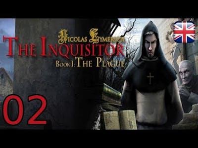 Nicolas Eymerich the Inquisitor - Book I: The Plague - [02/08] - English Walkthrough