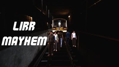 LIRR MAYHEM!   Train Sim World: Dumb Experiments #2
