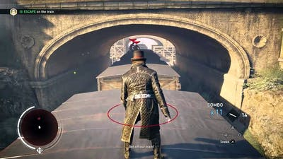 No Ticket Trophy - Assassin's Creed Syndicate