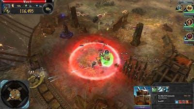 Warhammer 40,000:  Dawn of War II Retribution Last Stand Tau Commander