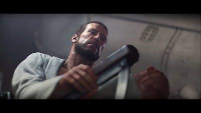 BJ returns – Wolfenstein II  The New Colossus