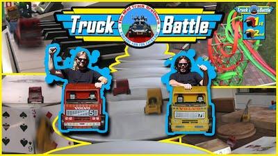 Micro Machines World series Game  play. Hot Wheels track vs. Darda