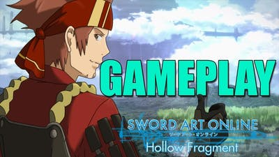 Sword Art Online Hollow Realization Deluxe Edition GAme play