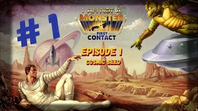 I AM NOT A MONSTER -First Contact Full Game Part 1 2020