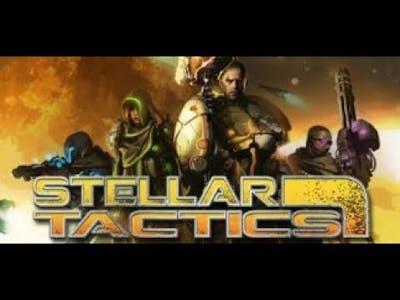 Stellar Tactics - Tutorial/Let's Play - Episode 13 - Mining asteroids!!