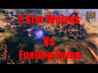 TWENTY 2 STAR WOLVES VS FUELING CAMP