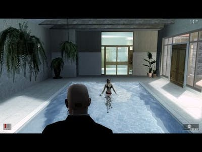 Hitman Blood Money: A New Life - 'Pianoman' Special Rating (Diffculty: PRO)