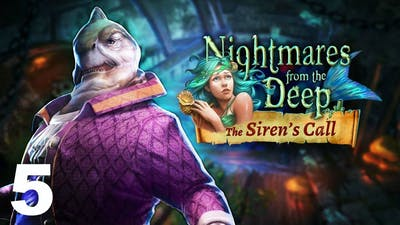 Nightmares From The Deep 2: The Siren's Call CE - Part 5