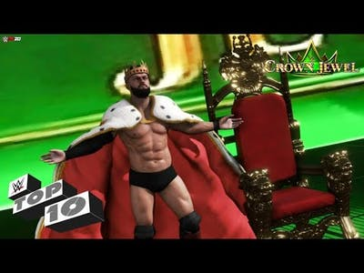 WWE 2K20: More TOP 10 Predictions for Crown Jewel 2021
