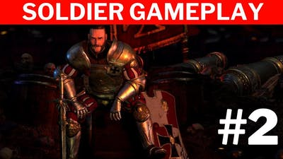 Warhammer Chaosbane Tomb Kings  #2 | Empire Soldier Gameplay