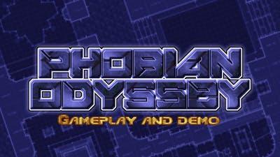 Phobian Odyssey gameplay and demo - Doom dungeon crawl game!