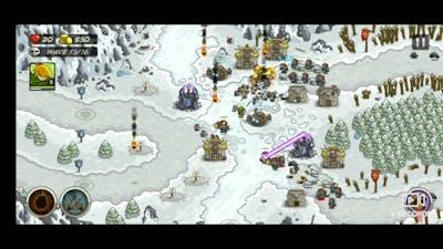 Ha'kraj Plateau Round easy clear kingdom rush game in mobile