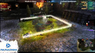 Made In Meta vs The Civilized Gentlemen Game 1