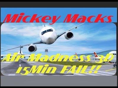 AIRPORT MADNESS 3D!! CRASH ENDING!!