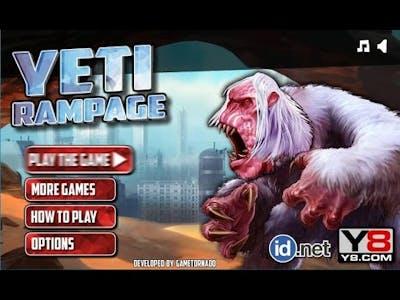 Yeti Rampage (Full Game)