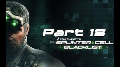 Splinter Cell Blacklist Walkthrough/Playthrough 18 - Game Crashes Ohh Boy!