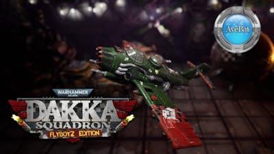 Warhammer 40,000: Dakka Squadron - Flyboyz Edition Gameplay 60fps