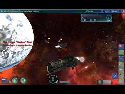 INTERSTELLAR SPACE GAME