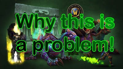Why The Burning Crusade Deluxe Edition Is A Problem