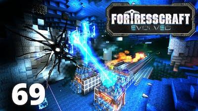 DONT MAKE THIS MISTAKE | FortressCraft Evolved E69