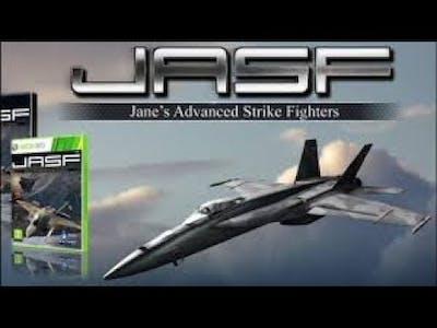 JANES ADVANCED STRIKE FIGHTER GAMEPLAY