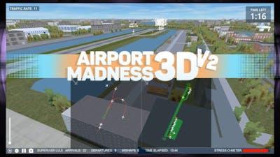 Airport Madness 3D V2 E233 Challenge #2