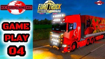 Euro Truck Simulator 2 - DLC Scandinavia   GAME PLAY FR#4