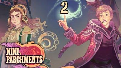 Nine Parchments (Co-op) - Part 2: Tricked You