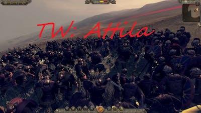 """[8] Total War Attila Lakhmid """"No longer a client state!!"""""""