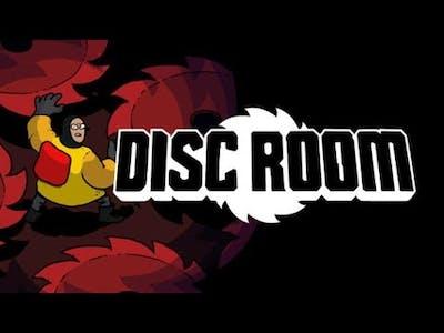 Disc Room Gameplay 1080p 60fps