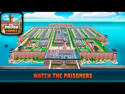 Prison empire tycoon game
