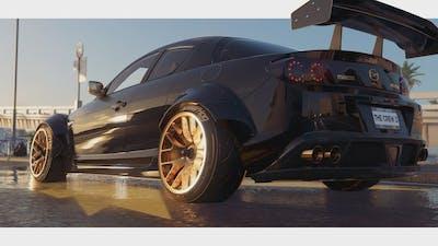 The Crew 2: Mazda RX-8 Gold Edition