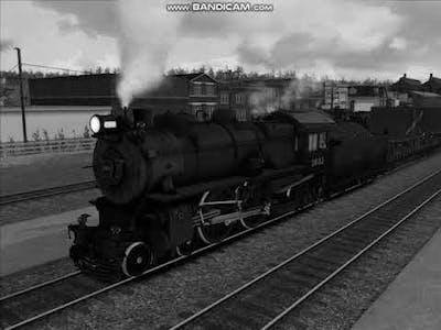Train Simulator 2020 PRR 4-4-2 E6 Atlantic