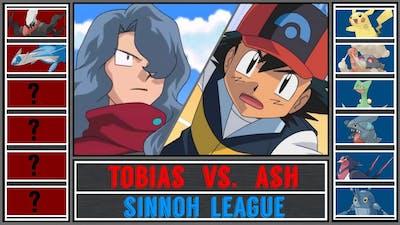 Ash vs. Tobias (Pokémon Sun/Moon) [+Hidden Trailer!] - Sinnoh League/Semifinal