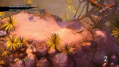 Play-through - Sacred 3, Palambron Keep