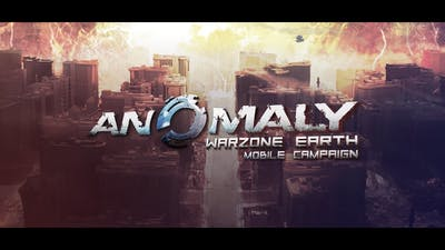 Anomaly Warzone Earth Mobile Campaign gameplay геймплей игровой процесс