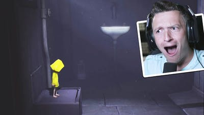 Ok, this game is creepy... (Little Nightmares)