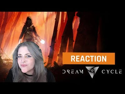 My reaction to the Dream Cycle New Game Features Trailer | GAMEDAME REACTS