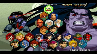 SAMURAI SHODOWN V SPECIAL MOVE ALL CHARACTERS PART 2