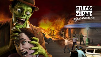 Stubbs the Zombie Walkthrough - Part 1: Welcome to Punchbowl