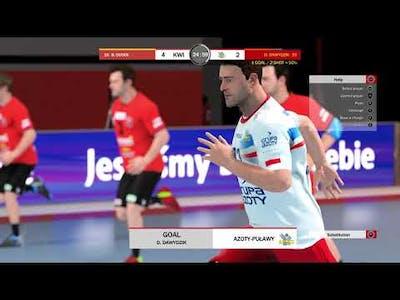 Episode [22] Handball 21 Gameplay Pre-Season League