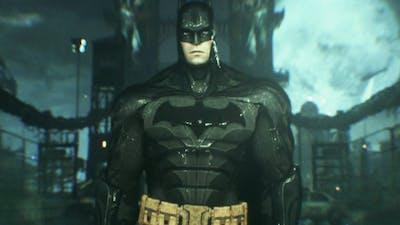 Batman: Arkham Knight: Injustice Skin Mod