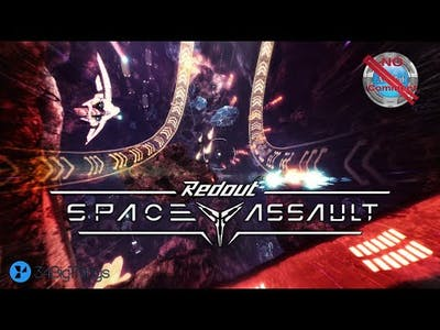 Redout Space Assault Gameplay 60fps no commentary