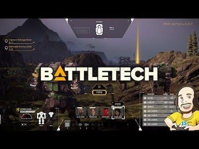 BATTLETECH - MechWarrior Universe