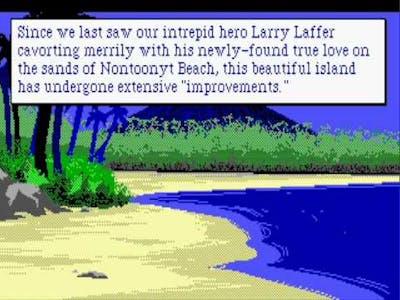 Let's Play Leisure Suit Larry 3 (PC) Part 1