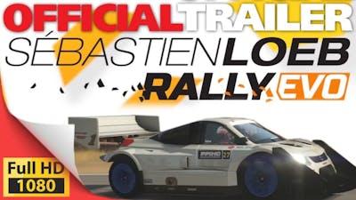 Sebastien Loeb Rally Evo How the game developed