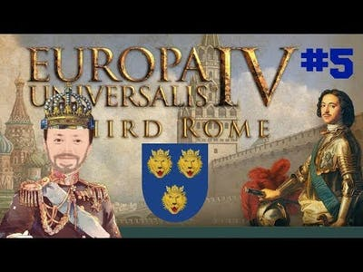 Europa Universalis 4 | Third Rome | Dalmatia | Custom Nation | Part 5