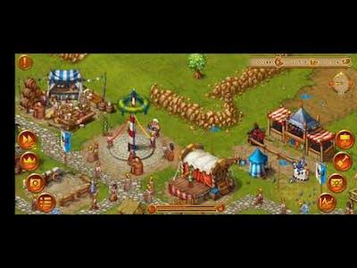 Townsmen - A Kingdom Rebuilt - River Village